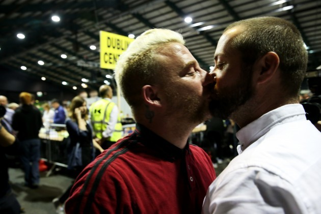 Gay marriage referendum