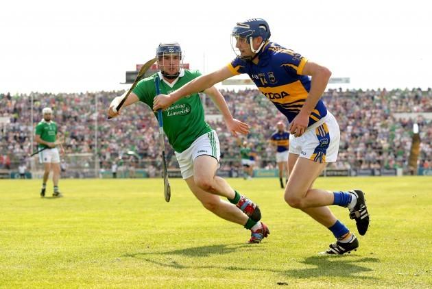 Richie McCarthy and Seamus Callanan
