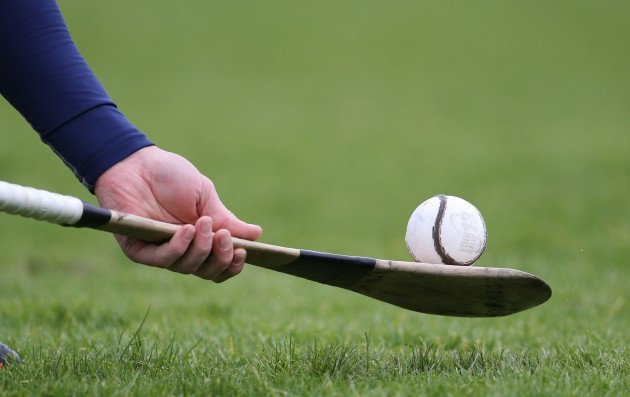 General view of a sliotar