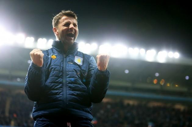 Soccer - FA Cup - Sixth Round - Aston Villa v West Bromwich Albion - Villa Park