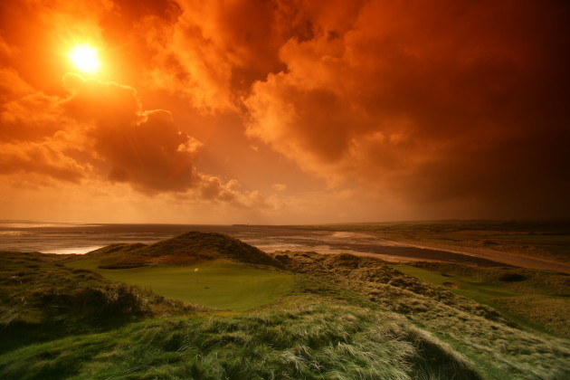 The Old Course at The Lahinch Golf Club