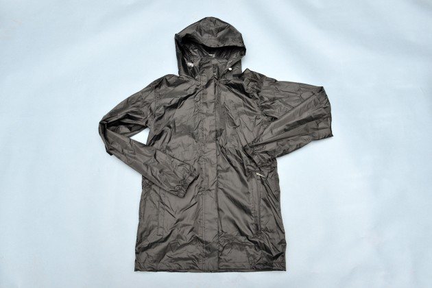 davison murder - dark hooded jacket