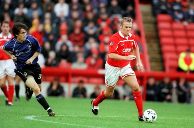 Soccer - Nationwide League Division One - Barnsley v Nottingham Forest