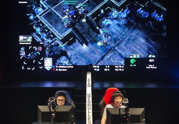 Pro Video Game Tournament