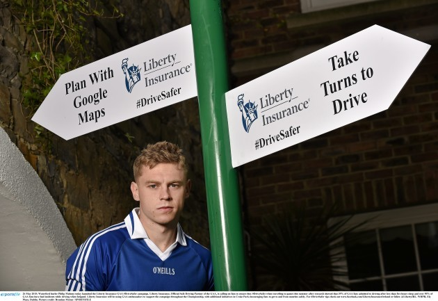 Liberty Insurance GAA #DriveSafer Campaign Launch