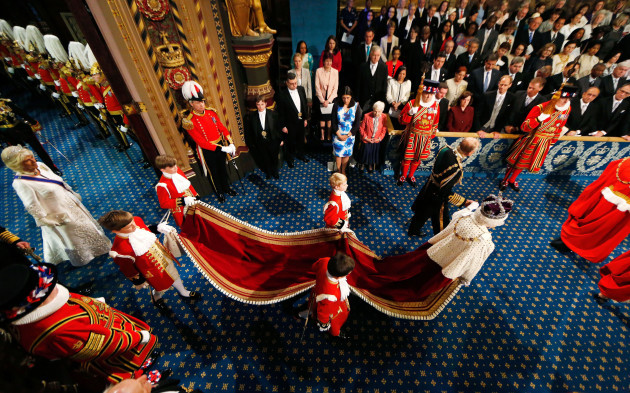 State Opening of Parliament 2015