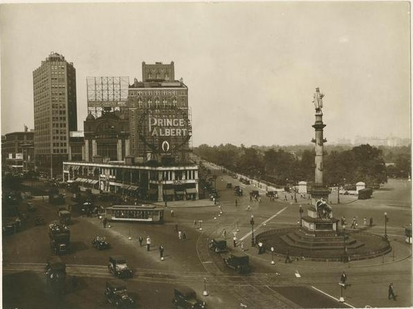 here-is-a-look-at-a-quiet-columbus-circle-of-yesteryear