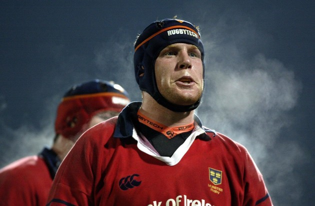 Paul O'Connell 29/11/2002