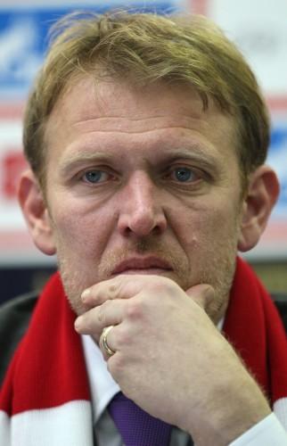 Serbia Red Star Coach