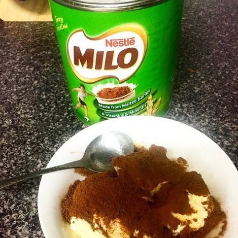 #miloandicecream #childhood #memories #australia #bne #straya #nomnomnom