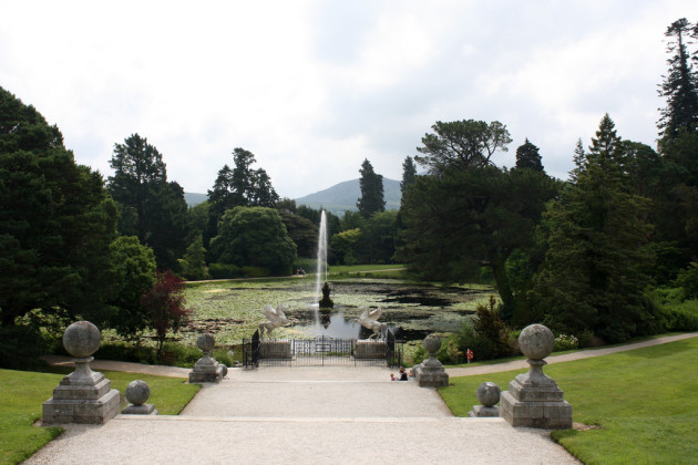 Powerscourt House and Gardens, Enniskerry