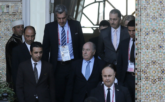 Morocco FIFA Meeting
