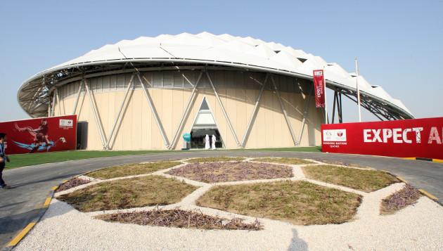 Mideast Qatar FIFA Raids