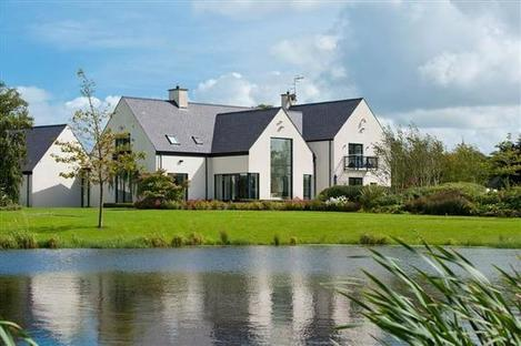 the house in Co Down