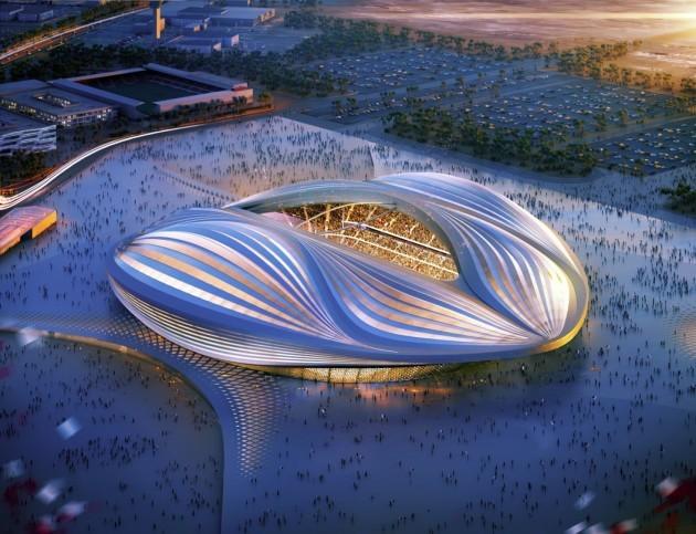 stadium in qatar