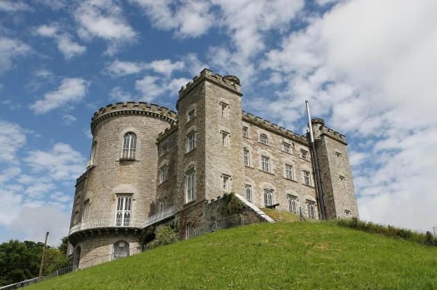 Slane Castle concert