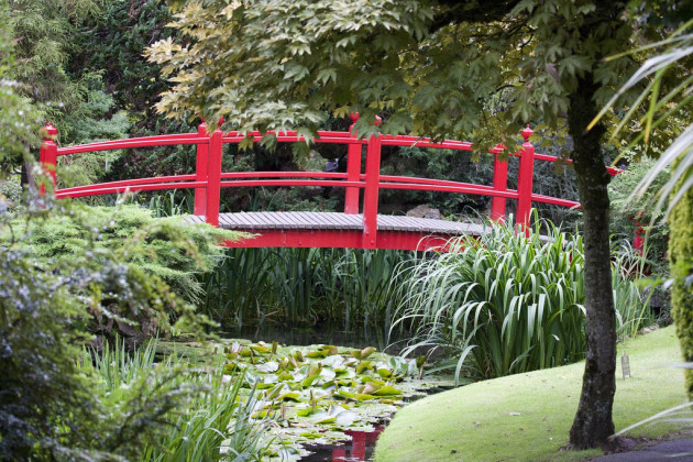 Kildare - The Japanese Gardens at Tully