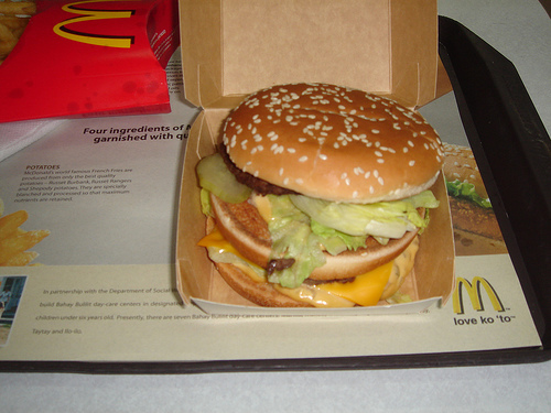 big-mac-hamburger