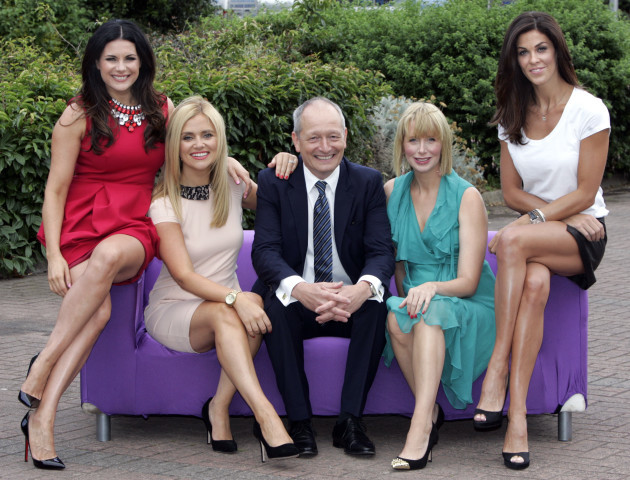 TV3 Autumn Schedule Launch 2013. Picture
