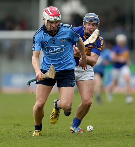 Cian O'Callaghan with Jason Forde
