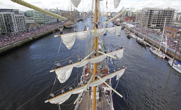Tall Ship's Race 2012 Festival