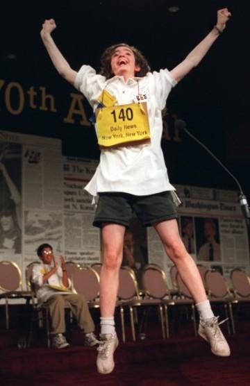 Spelling Bee Past Winners Gallery