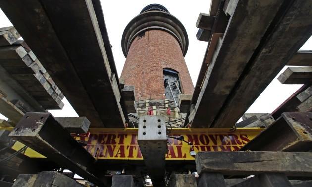 Imperiled Lighthouse