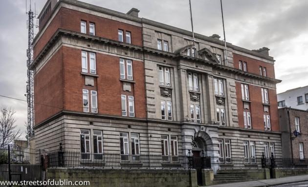 Fitzgibbon Garda (police) Station - Dublin
