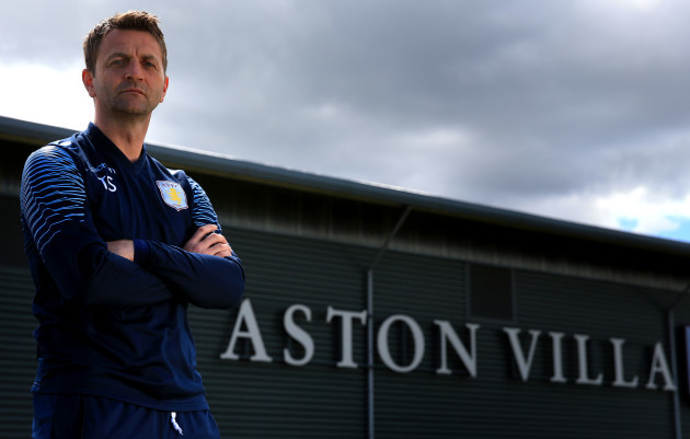 Soccer - FA Cup - Final - Arsenal v Aston Villa - Aston Villa Media Day - Day Two - Bodymoor Heath