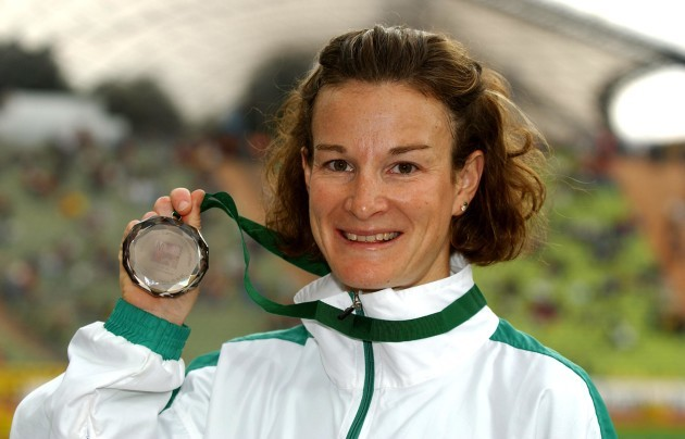 Athletics - European Athletics Championships - Munich 2002 - Women's 5000m Final