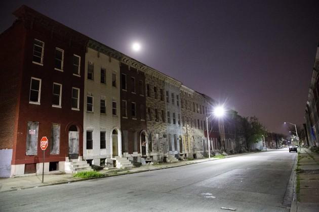 Baltimore Police Death