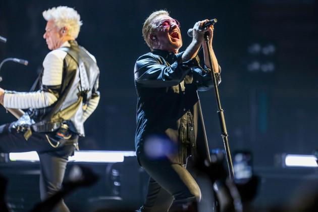 Obit-U2 Tour Manager