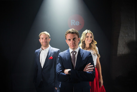 Luke Fitzgerald, Emmet O'Neill & Vogue Williams present Re.Store, a dynamic new Irish food, coffee and convenience concept 2