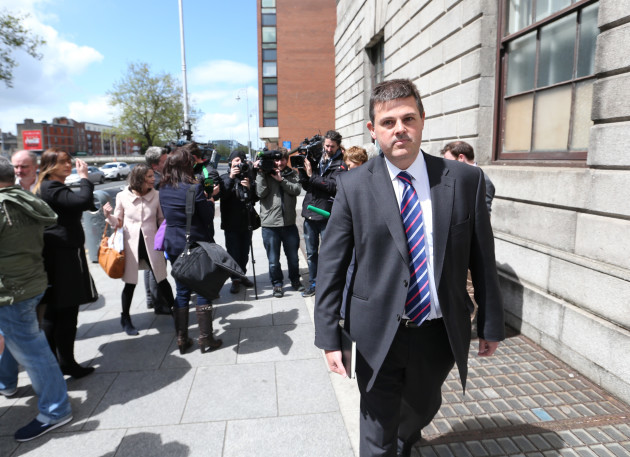 Denis O Brien Court Case. Deputy Director