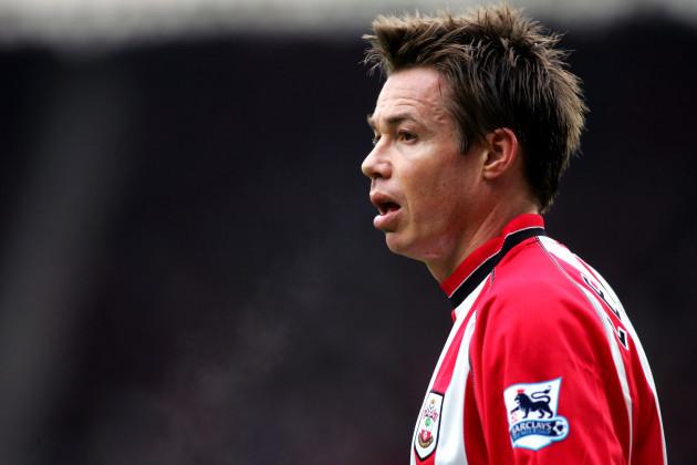 Soccer - FA Barclays Premiership - Southampton v Arsenal - St Mary's Stadium
