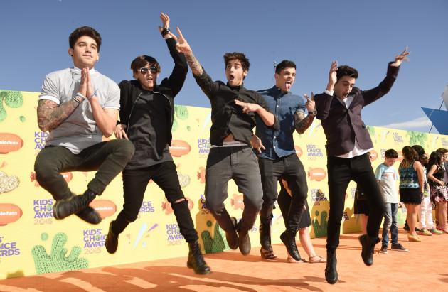 Nickelodeon's 28th Annual Kids' Choice Awards - California