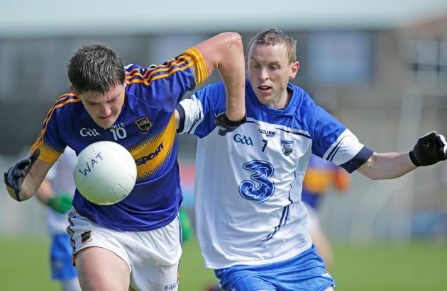 Colin O'Riordan and Maurice O'Gorman