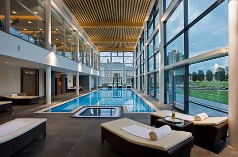 Castelmartyr Resort Capella Hotel County Cork, Ireland