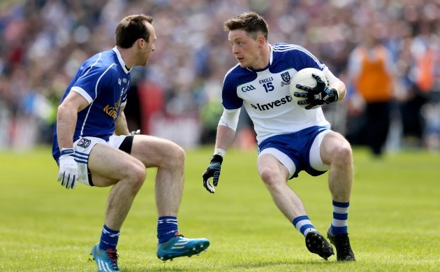 Fergal Flanagan and Conor McManus