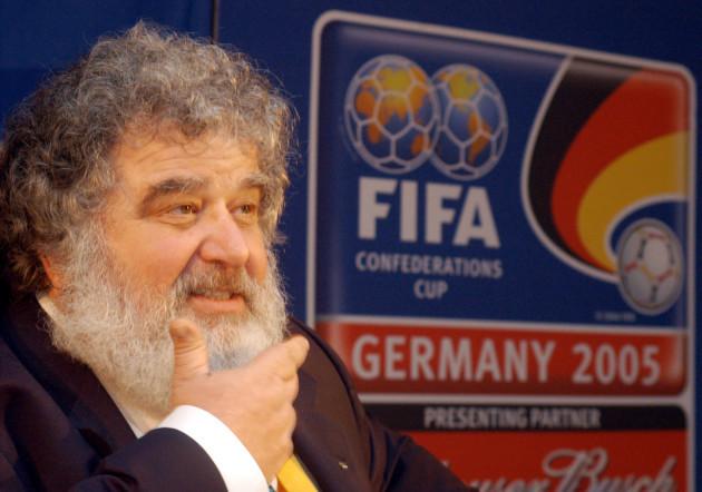 FIFA Investigation-Blazer Soccer