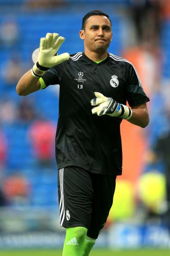 Soccer - UEFA Champions League - Group D - Real Madrid v FC Basel - Santiago Bernabeu