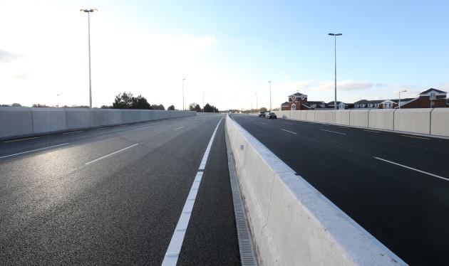 Newlands Cross Motorways Upgrades