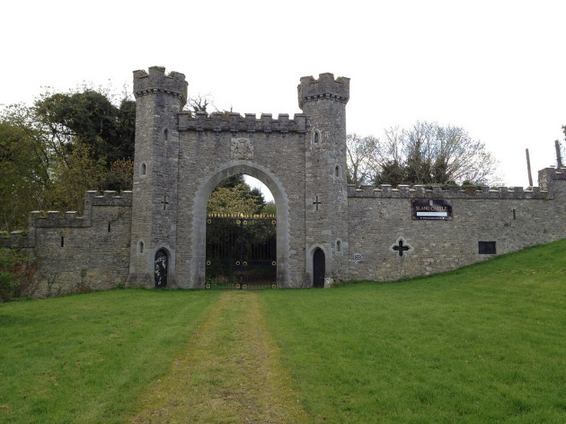 Gothic Gate, Slane Castle