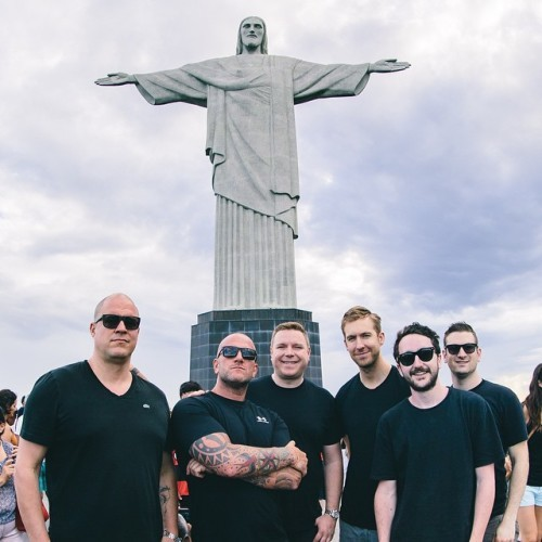 South America Crew up Jesus Mountain