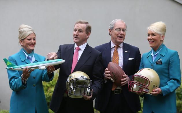 American Football Game Announced