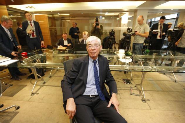 Alan Dukes Sale of Siteserv Issues Scandals