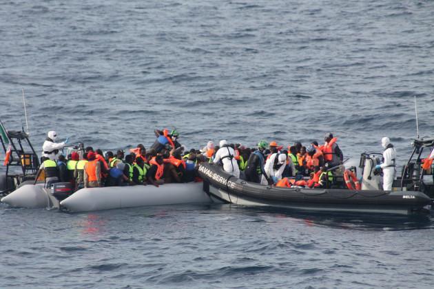 LE Eithne Rescue Op 05-06-2015