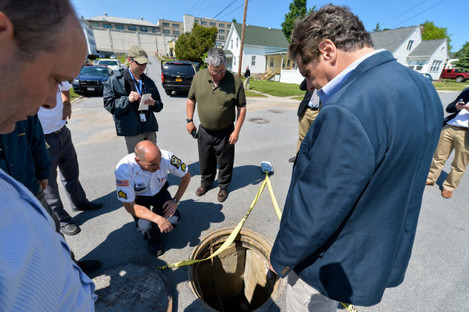 Governor Cuomo Provides Update at Clinton Correctional Facility in Dannemora