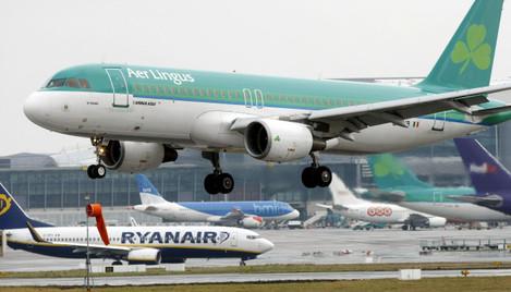 Dublin Airport hangar six dispute