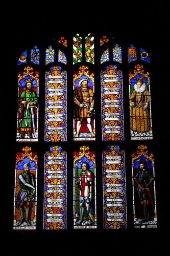 Markree_Castle_windows